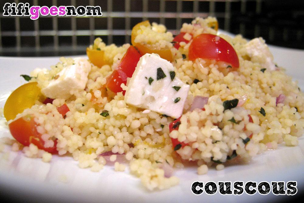 Couscous 101